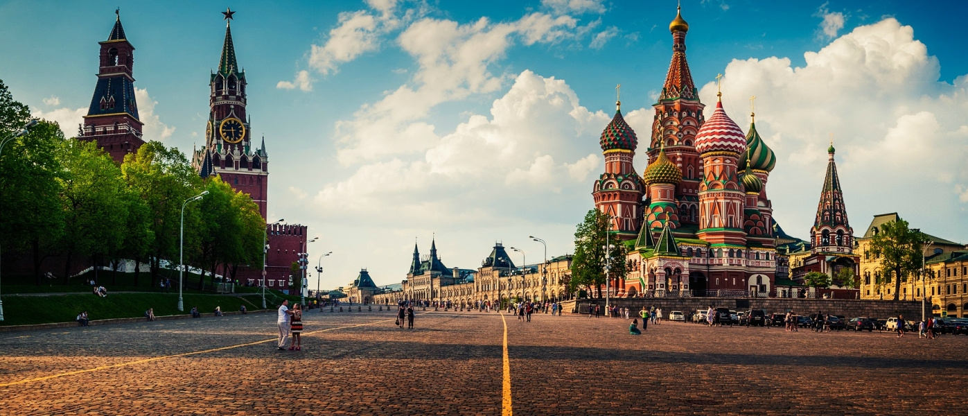 New! 10-day guided cycling   in Russia, from Moscow