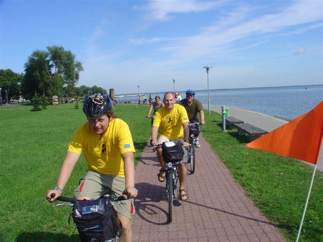 2020 - Geführte E-Bike-Gruppenreise Baltikum: von Vilnius nach Tallinn, 11 Tage