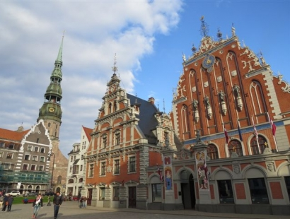 New! Guided E-BIKE tour of the Baltics: Lithuania-Latvia-Estonia (11 days)