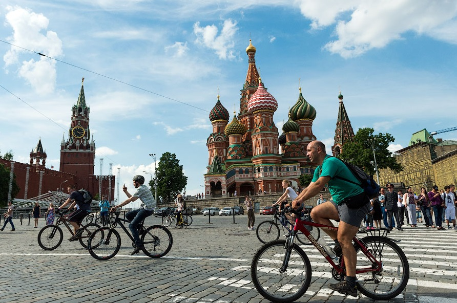Cycling in Central Russia from/to Moscow (8 days, guided)
