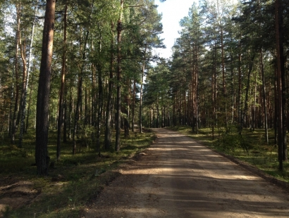 New! Cycling in Central Russia from/to Moscow (8 days, guided)
