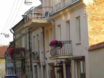 "Vilnius Bike Tour ""ALL SIDES OF VILNIUS"""