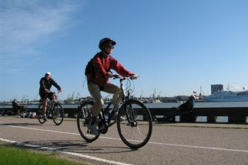 2020 - Guided Bike Tour in Klaipeda & the Curonian Spit (4 hours)