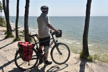2020 Bike tour Klaipėda to Gdansk: Lithuania-Russia-Poland (9-day self-guided supported)
