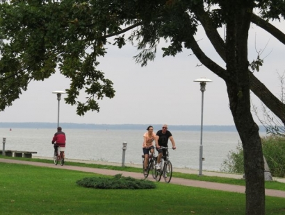Top! Cycling along the Lithuanian Seaside (8-day self-guided, from/to Klaipėda)