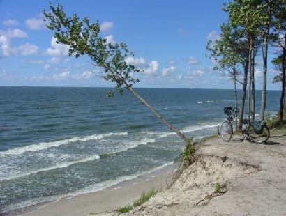 Top! 8-day self-guided cycling along the Lithuanian Seaside (from/to Klaipėda)
