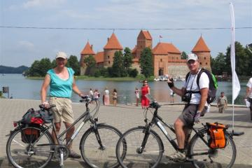 New! 11-day Baltic Bike tour: Lithuania, Latvia, Estonia (Vilnius to Tallinn) - self-guided