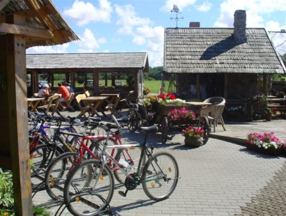 Bike tour in Western Lithuania & Latvia (8 days, self-guided)