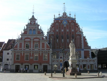 9-day self-guided bike tour along the Baltic Coast of Latvia & Estonia (Riga - Tallinn)