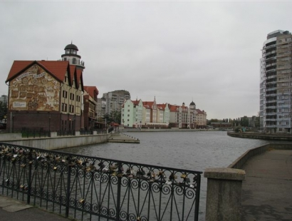 Three countries bike tour along the Baltic Coast: Lithuania, Russia, Poland (11 days, self-guided)