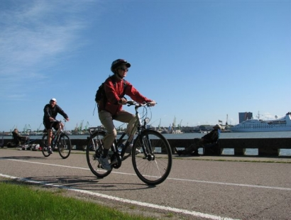 New! Bike tour Riga to Gdansk: Latvia-Lithuania-Russia-Poland - 11-day self-guided supported